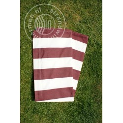 Doek-4m-Bordeaux-Rood/Wit...