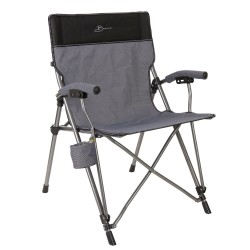 Camping Vouwstoel Cool Grey...