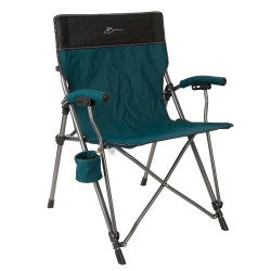Camping Vouwstoel Teal Blue...